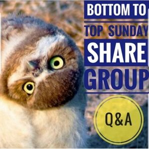 🐄Q&A🐖BOTTOM TO TOP🐆SUNDAY🐿SHARE GROUP🦎🐳
